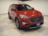 New Price! Clean CARFAX. Regal Red Pearl 2016 Hyundai