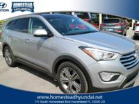 This outstanding example of a 2016 Hyundai Santa Fe AWD