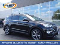 Check out this certified 2016 Hyundai Santa Fe Limited.