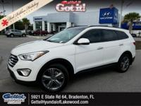 Hyundai Certified CARFAX 1-OWNER VEHICLE, Bluetooth,