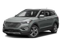 Safe and reliable, this certified Used 2016 Hyundai