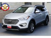 Certified pre-owned! Introducing the 2016 Hyundai Santa
