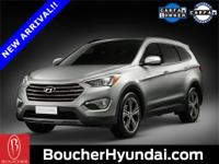 Hyundai Certified 10-Year/100,000-Mile Warranty!! NEW
