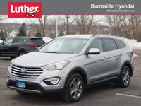 SE trim. CARFAX 1-Owner, Hyundai Certified. EPA 24 MPG