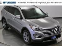 Introducing the 2016 Hyundai Santa Fe! Maximum utility