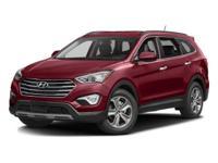 Introducing the 2016 Hyundai Santa Fe! An awesome price