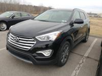 We are excited to offer this 2016 Hyundai Santa Fe.