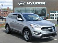 2016 Hyundai Santa Fe AWD SE one owner with a perfect