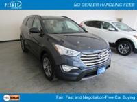 Night Sky Pearl Hyundai Santa Fe SEClean Carfax, One