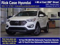 Rick Case Hyundai, home of the 10 YEAR, 100,000 MILE