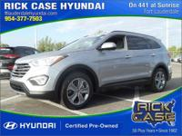 2016 Hyundai Santa Fe SE in Iron Frost, 10 year or
