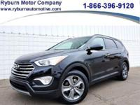 *This ONE OWNER Hyundai Santa Fe is up for grabs!**3.3L