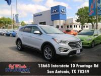 Look at this 2016 Hyundai Santa Fe SE. Its Automatic
