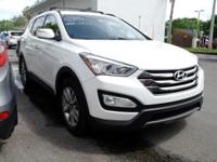 No accidents Clean Carfax, Santa Fe Sport 2.0L Turbo,