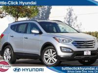 CarFax One Owner! This Hyundai Santa Fe Sport is