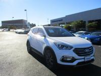 Sturdy and dependable, this Used 2016 Hyundai Santa Fe