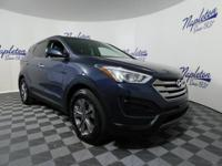 New Price! 2016 Hyundai Santa Fe Sport Marlin Blue