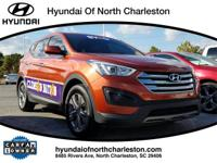 CARFAX One-Owner. Certified. Canyon Copper 2016 Hyundai