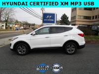 CARFAX One-Owner. Certified. Frost White Pearl 2016