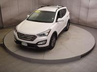 Introducing the 2016 Hyundai Santa Fe Sport! Here's a