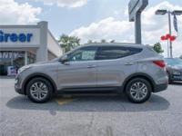Look no further this 2016 Hyundai Santa Fe Sport 2.4L