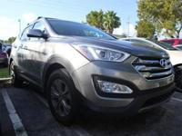 2016 Hyundai Santa Fe Sport with only 54298 on the