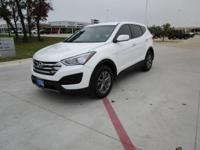 This 2016 Hyundai Santa Fe Sport is proudly offered by