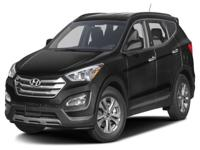 Options:  2016 Hyundai Santa Fe Sport 2.4|This 2016