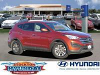Hyundai Certified, 4D Sport Utility, 2.4L I4 DGI DOHC