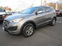 This  2016 Hyundai Santa Fe Sport doesn't compromise