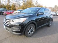 This  2016 Hyundai Santa Fe Sport is a dream to drive.
