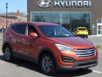 2016 Hyundai Santa Fe Sport one owner with a perfect