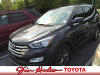 Options:  2016 Hyundai Santa Fe Sport  Is Offered By