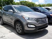 Options:  2016 Hyundai Santa Fe Sport 2.4 Base|Hyundai