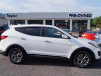 PREMIUM KEY FEATURES ON THIS 2016 Hyundai Santa Fe