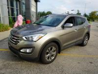 2016 Hyundai Santa Fe Sport 2.4 Base CARFAX One-Owner.