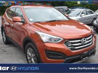 This Certified 2016 Hyundai Santa Fe Sport has been