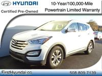 HYUNDAI CERTIFIED **NAVIGATION-PANOROOF-TECH PKG - AWD
