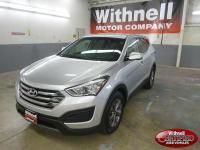Introducing the 2016 Hyundai Santa Fe Sport! This