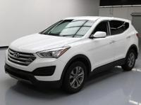 This awesome 2016 Hyundai Santa Fe 4x4 comes loaded