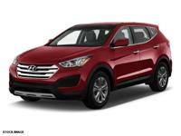 This 2016 Hyundai Santa Fe Sport 2.4L features a power