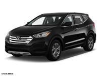 This 2016 Hyundai Santa Fe Sport 2.4L is a real winner