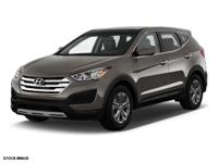 This 2016 Hyundai Santa Fe Sport 2.4L is complete with