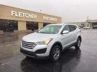 Introducing the 2016 Hyundai Santa Fe Sport!