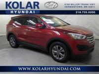 2.4L I4 DGI DOHC 16V and AWD. SUV buying made easy!