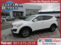 2016 Hyundai Santa Fe Sport 2.4, Car Fax One Owner! All