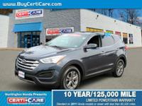 This 2016 Hyundai offered at Certicare  Huntington.