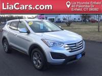 2016 Hyundai Santa Fe Sport in Sparkling Silver, 1