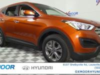 Just Reduced! Certified. Hyundai Santa Fe Sport 2.4