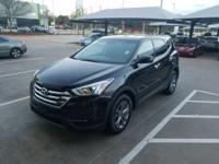 We are excited to offer this 2016 Hyundai Santa Fe
